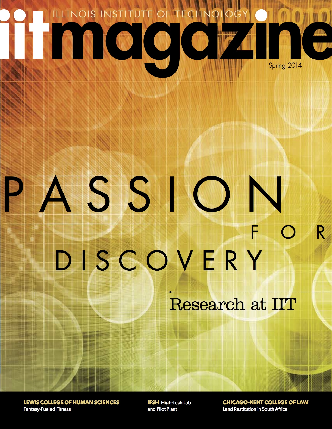 Spring Edition Of Iit Magazine Now Available Online