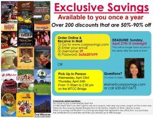 Exclusive Discounts Horizontal (2)