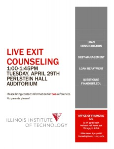 Live Exit Counseling