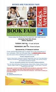 Book Fair Flyer 5-14