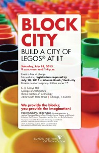 Block City Poster 2015