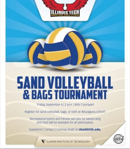 Sand Volleyball and Bag Tournament - sept 4th jpg