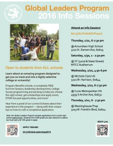 GLP Info Session 2016 Flyer