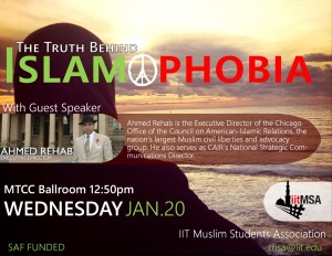 Islamophobia Forum Flyer