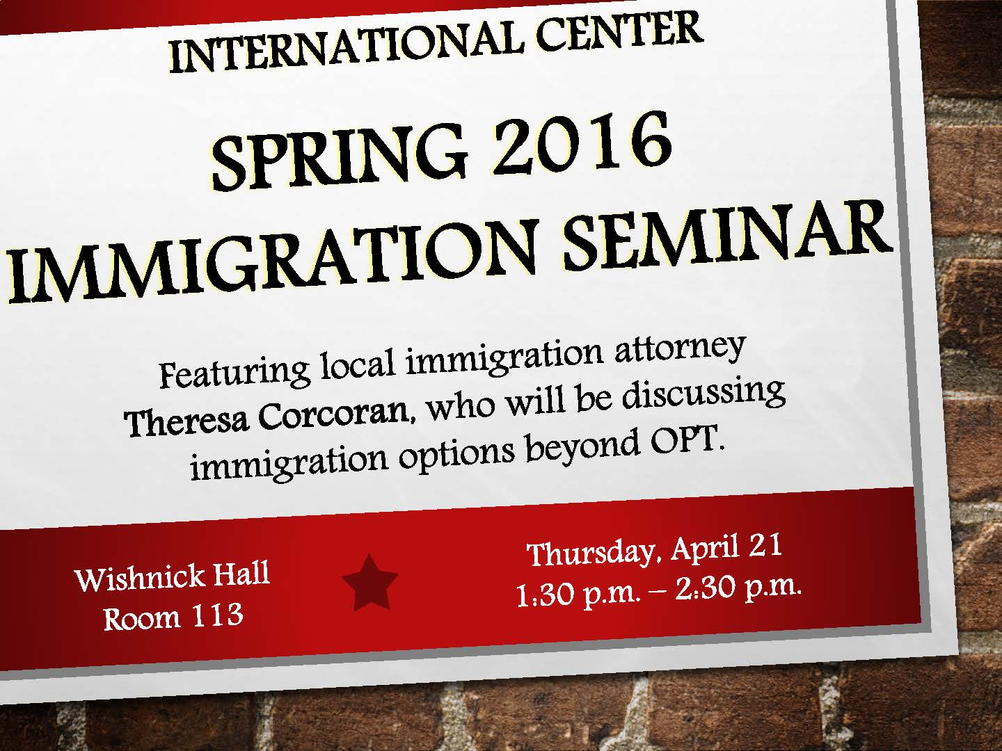 Immigration Seminar with Theresa Corcoran Spring 2016.jpg
