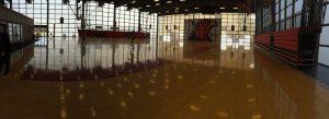 Pano Gym floor