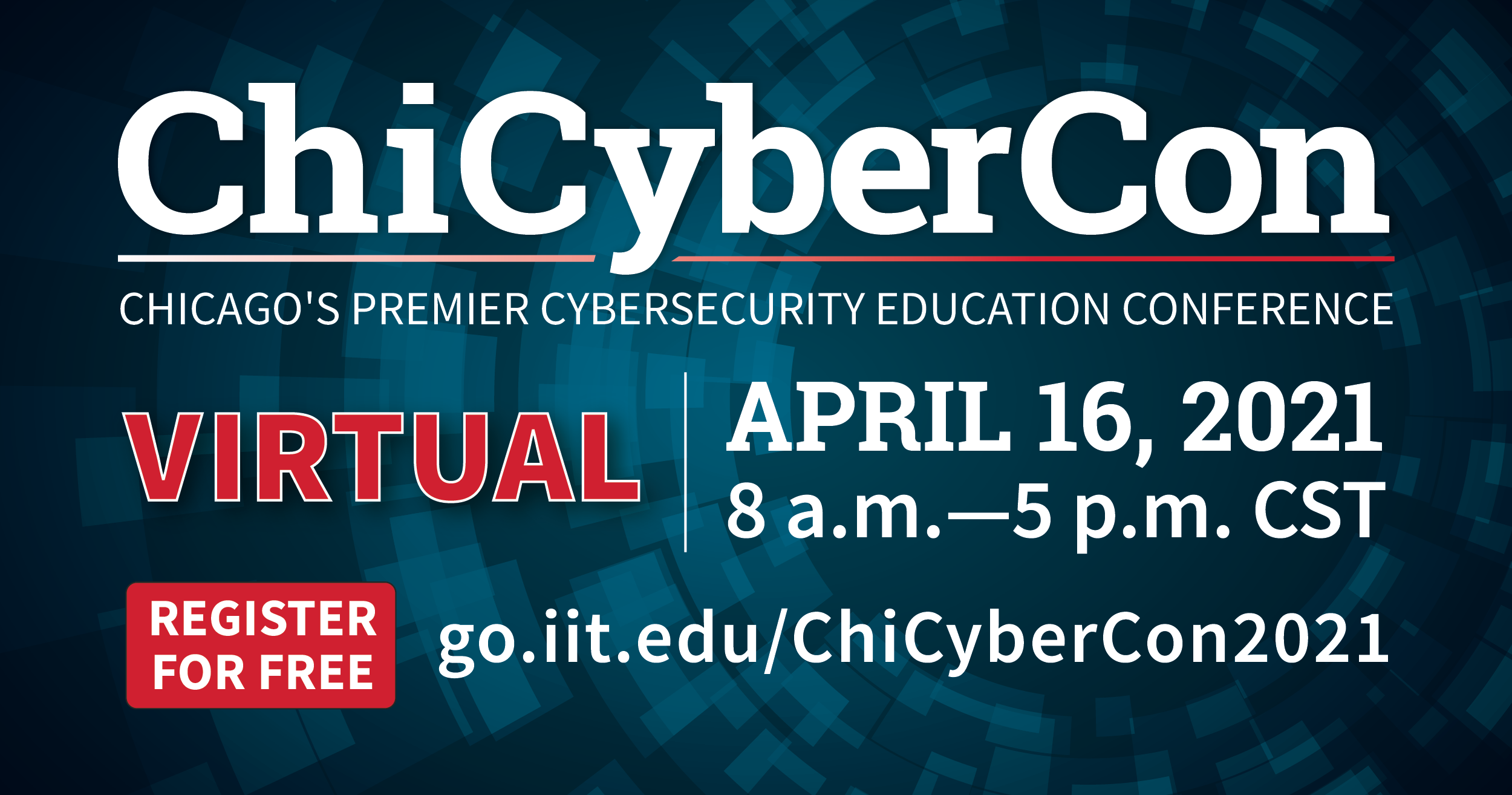 Register for ChiCyberCon 2021