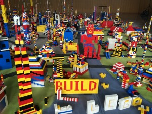 Illinois Tech Lego City 2014